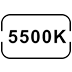 CCT 5500 K
