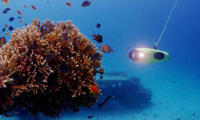 Review FIFISH P3 Underwater Drone ROV, A Key to Mysterious World