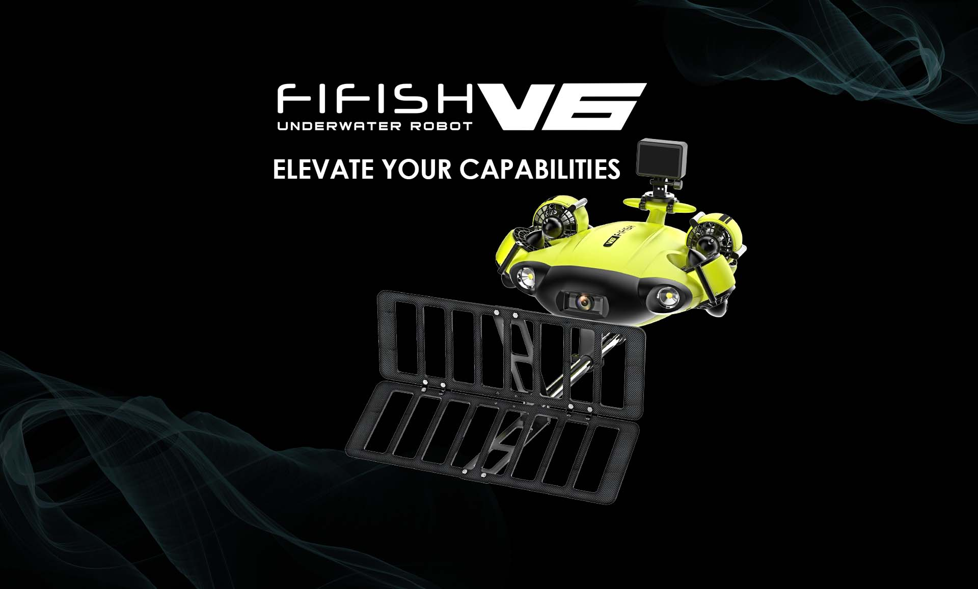 FIFISH V6 Attachment Tools