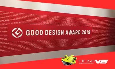 FIFISH Shines at the 2019 Good Design Awards