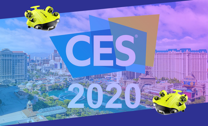 QYSEA Unveils Two Exciting Additions to their FIFISH Series at CES 2020